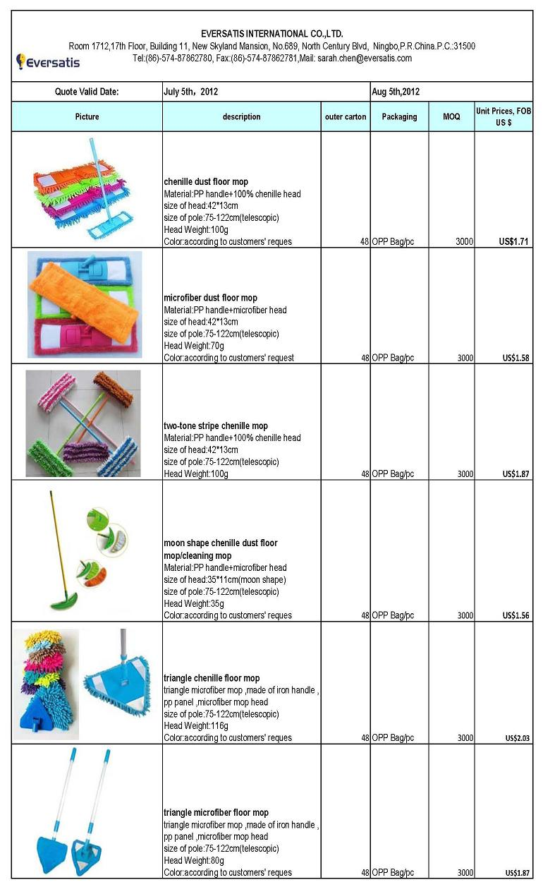 house cleaning equipment list photo6